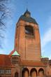 Die Petruskirche in Kiel