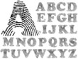 Fingerprint Alphabet