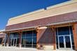 New Shopping Center made of Brick Facade - 30270665