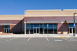 New Shopping Center made of Brick Facade - 30270669