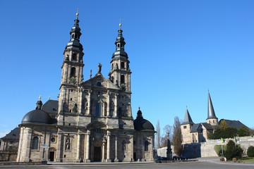 Fulda Cathedral und Michaelskirche
