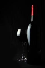 le vin dans l'ombre