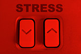 Control the stress poster