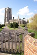 The Church of St Peter and St Paul  in Lavenham.