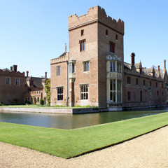 Medieval English country house.