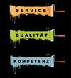 Service Werbung