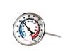 Leinwanddruck Bild - culinary thermometer