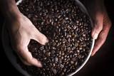 Fototapety コーヒー豆