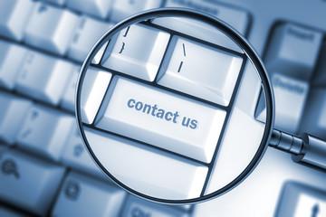 Contact us, keyboard concepts