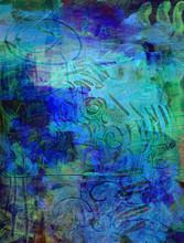 acrylfarben auf holzplatte