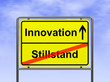 Innovation statt Stillstand