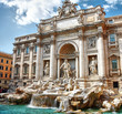 Baroque Trevi Fountain