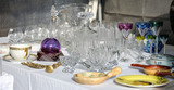 brocante verrerie cristal sulfure