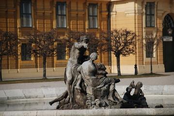 Castello di Schönbrunn, fontana