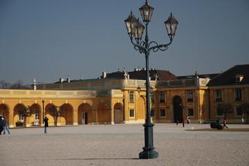 Scuderie, Castello di Schönbrunn