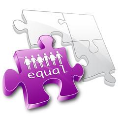 equal Puzzle