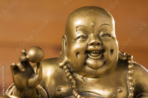 Figurine Cheerful Hotei