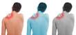 Shoulder pain collage
