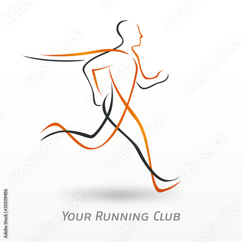 Run Club Logos Logo Sport Running Club