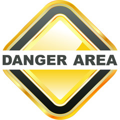 DANGER AREA.