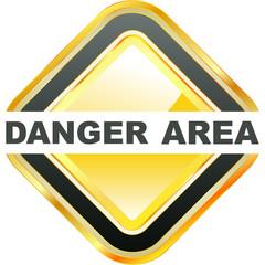 DANGER AREA.
