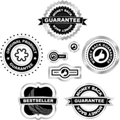 Vector guarantee label set.