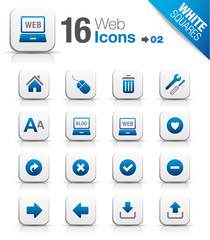 White Squares - web icons 02