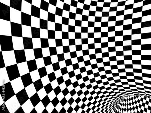 Fototapeta Illusion
