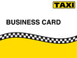 Taxi Taxi - Visitenkarte - Business Card No. 2