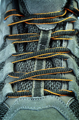 walking boot laces