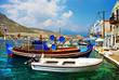 pictorial traditional greek islands