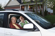 Carpooling from home