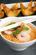 Thai Noodle Soup with Prawns