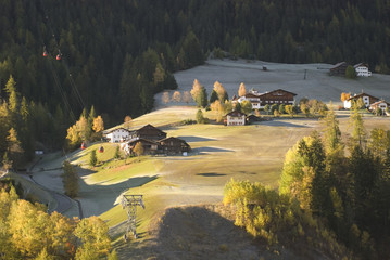 Gardena Valley, Dolomites