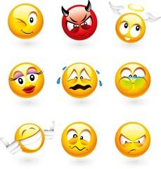表情、图标