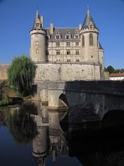 Château de  La Rochefoucauld ; Charente, Limousin, Périgord