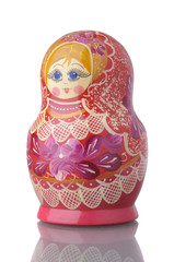 Matryoshka - A Russian Nested Doll