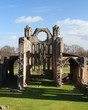 Elgin Cathedral -13th Century ruin
