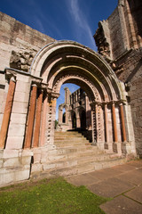Dryburgh Abbey, Scottish Borders