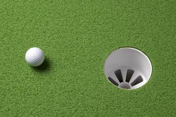Short putt