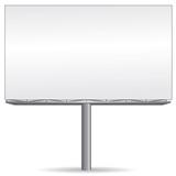 panneau publicitaire vierge fichier vectoriel libre de droits sur la banque d 39 images fotolia. Black Bedroom Furniture Sets. Home Design Ideas