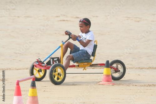 karting à la mer