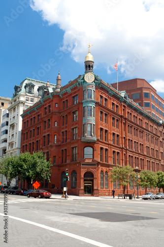 Richardsonian Romanesque Office Washington DC