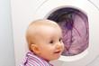 Waschmaschine - kinderleicht und umweltfreundlich