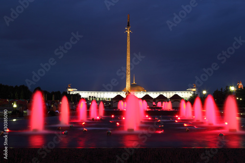 Central Museum of Great Patriotic War, Victory Monument