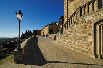 Medieval Road (Barberino Valdelsa - Italy)