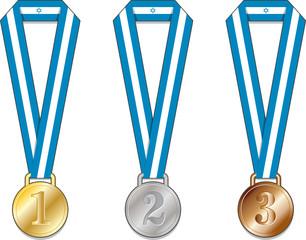 israele israel medaglia medaglie