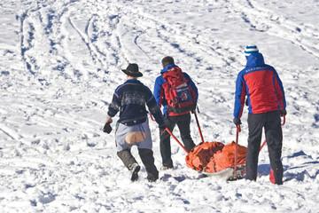 Bergwachteinsatz
