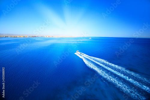 Tuinposter Koraalriffen Golf von Sues El Gouna.