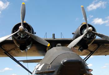 Old flying boat